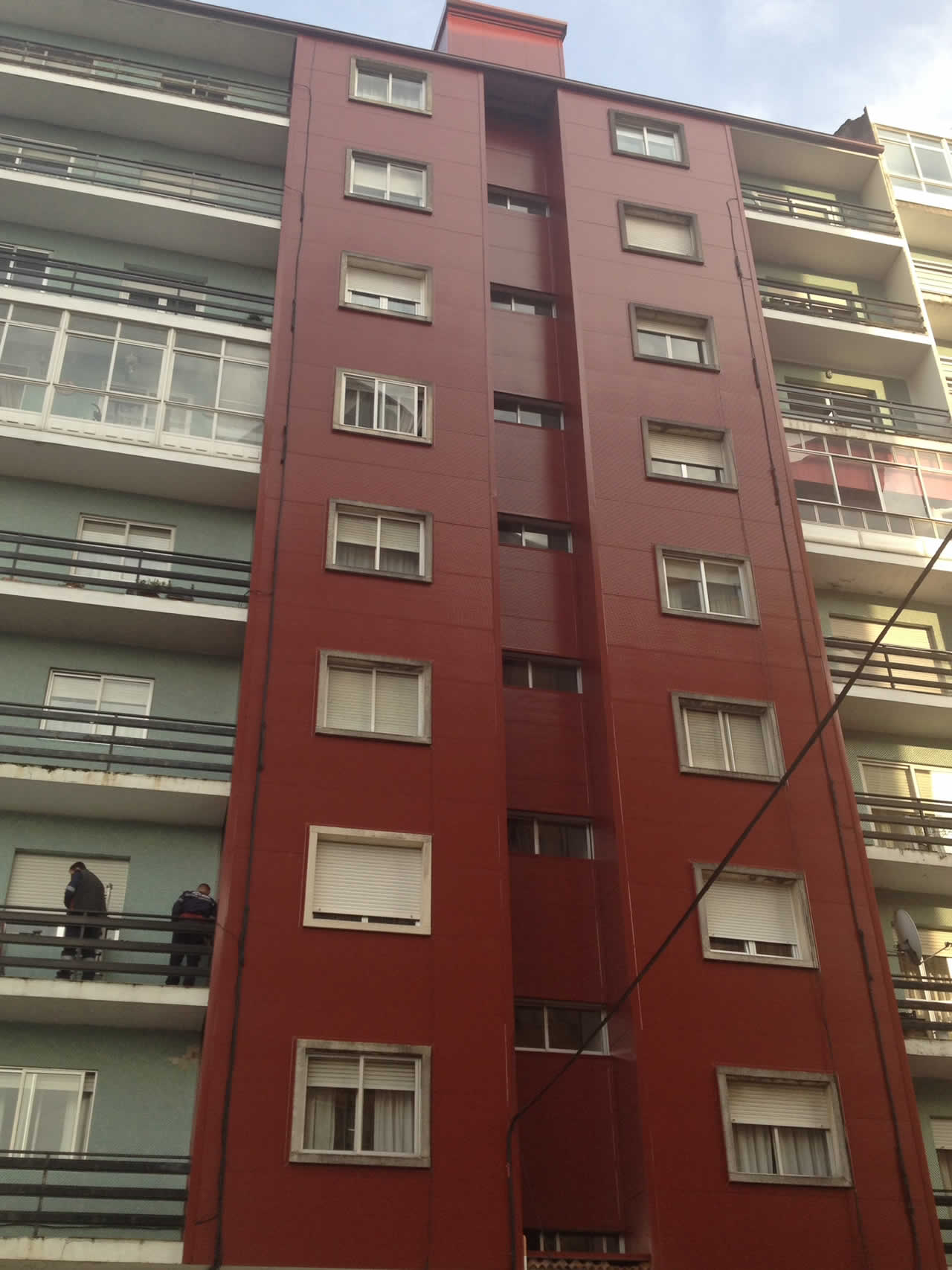 Revestimiento de fachadas en Pontevedra