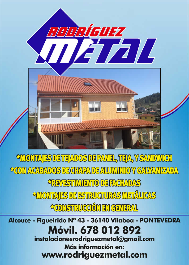 Instaladores de Panel Teja en Pontevedra