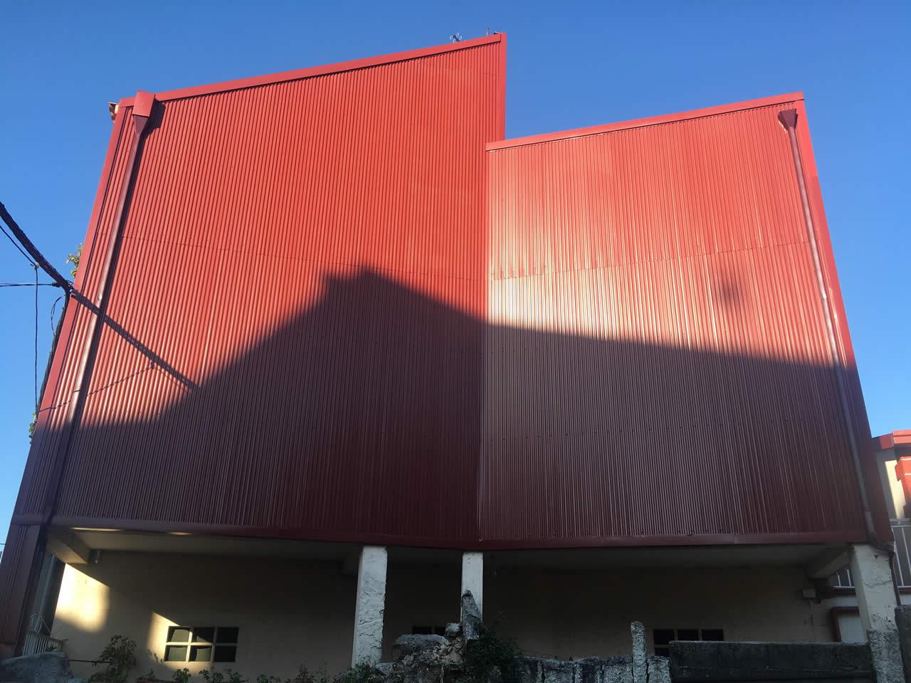 revestimiento de fachada en pontevedra