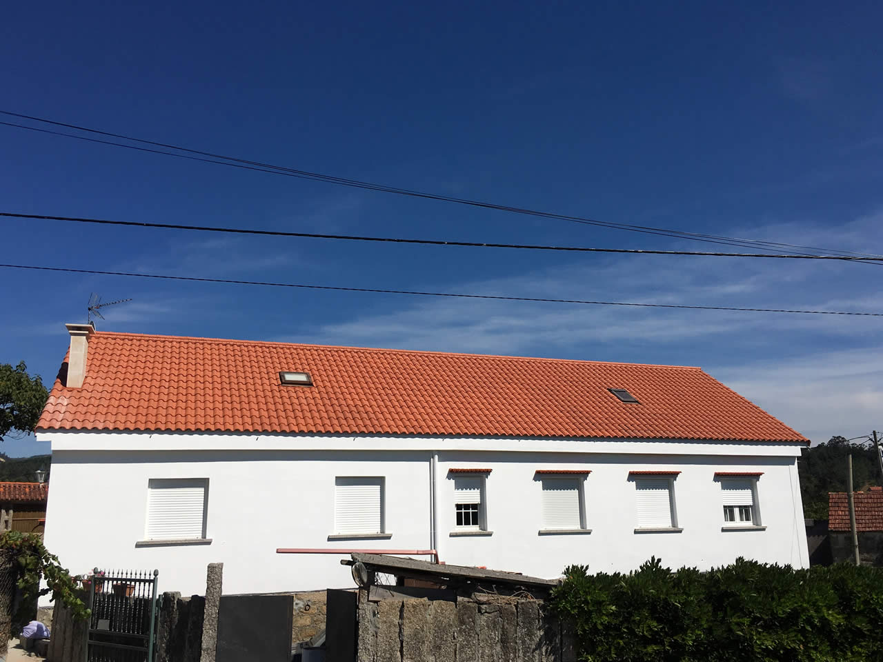 Construcci n de tejado en pontevedra instalaciones - Empresas de construccion en pontevedra ...