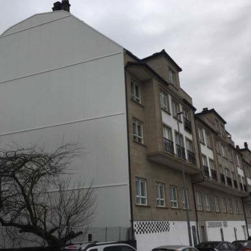 Acondicionamiento de fachadas en Pontevedra