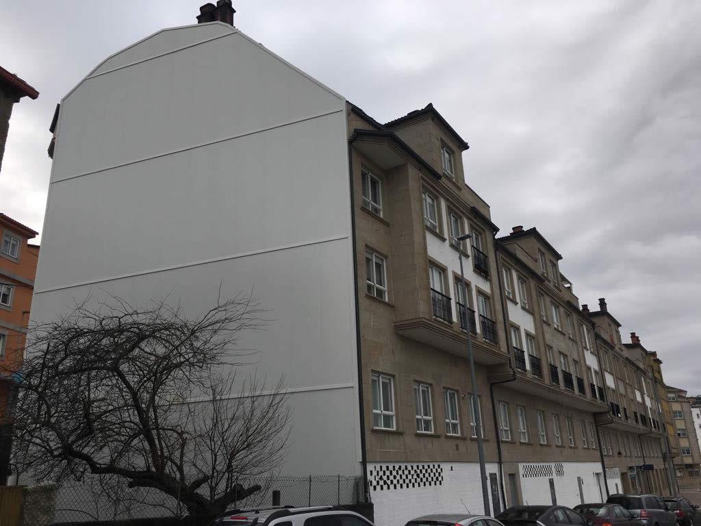 Acondicionamiento de fachadas en Pontevedra - Construcciones Rodríguez Metal