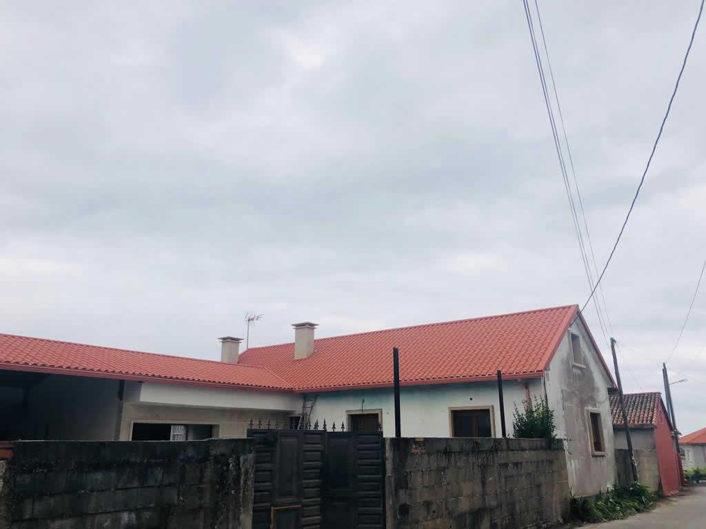 Rehabilitación de vivienda en Ribadumia, Pontevedra - Construcciones Rodríguez Metal