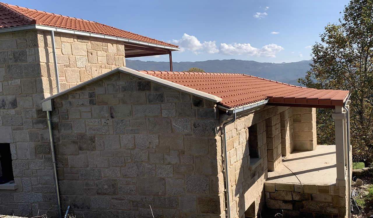 Rehabilitación de vivienda en Xeve - CONSTRUCCIONES RODRIGUEZ METAL